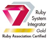 Rubyアソシエーション認定システムインテグレータ